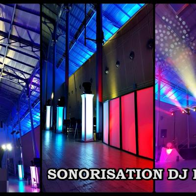 sonorisation dj light